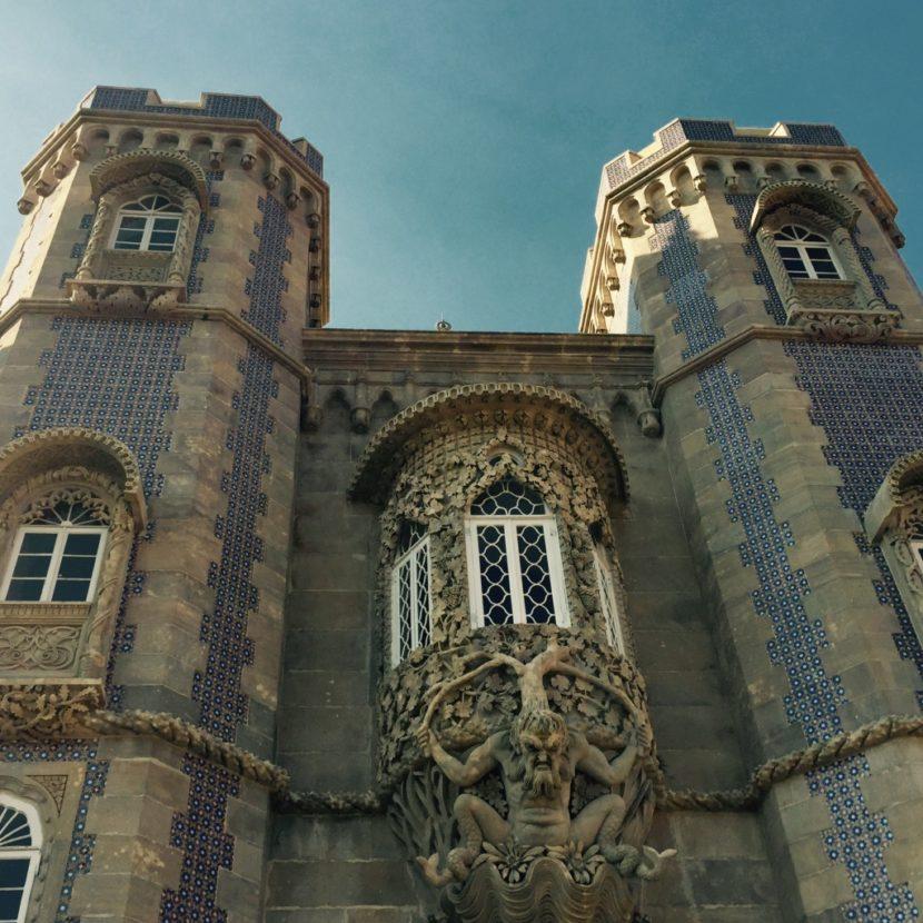 Balkonszene Schloss Romeo Julia