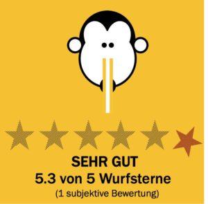 Bewertung Schellenaffe