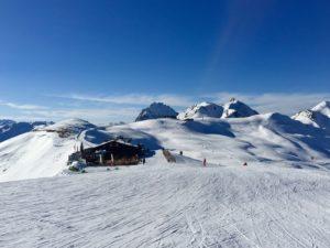 Deutschland Alpen Schnee