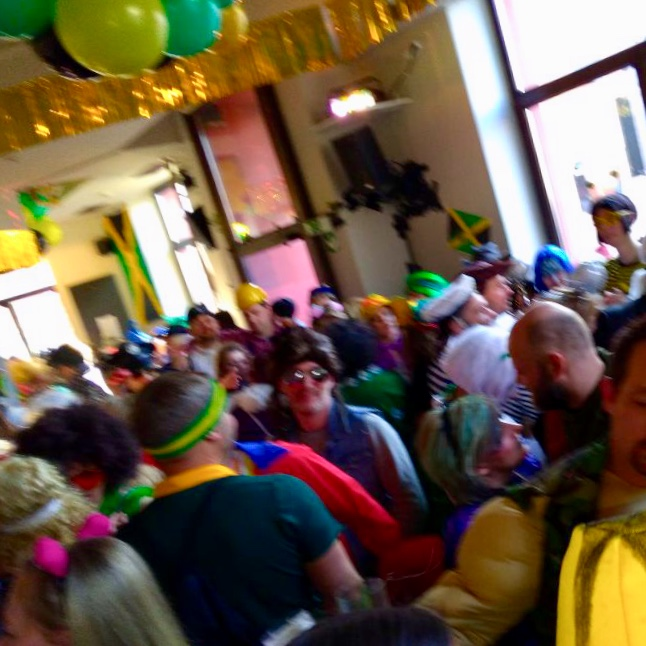 Karneval Fasching Kostüme Party Groko