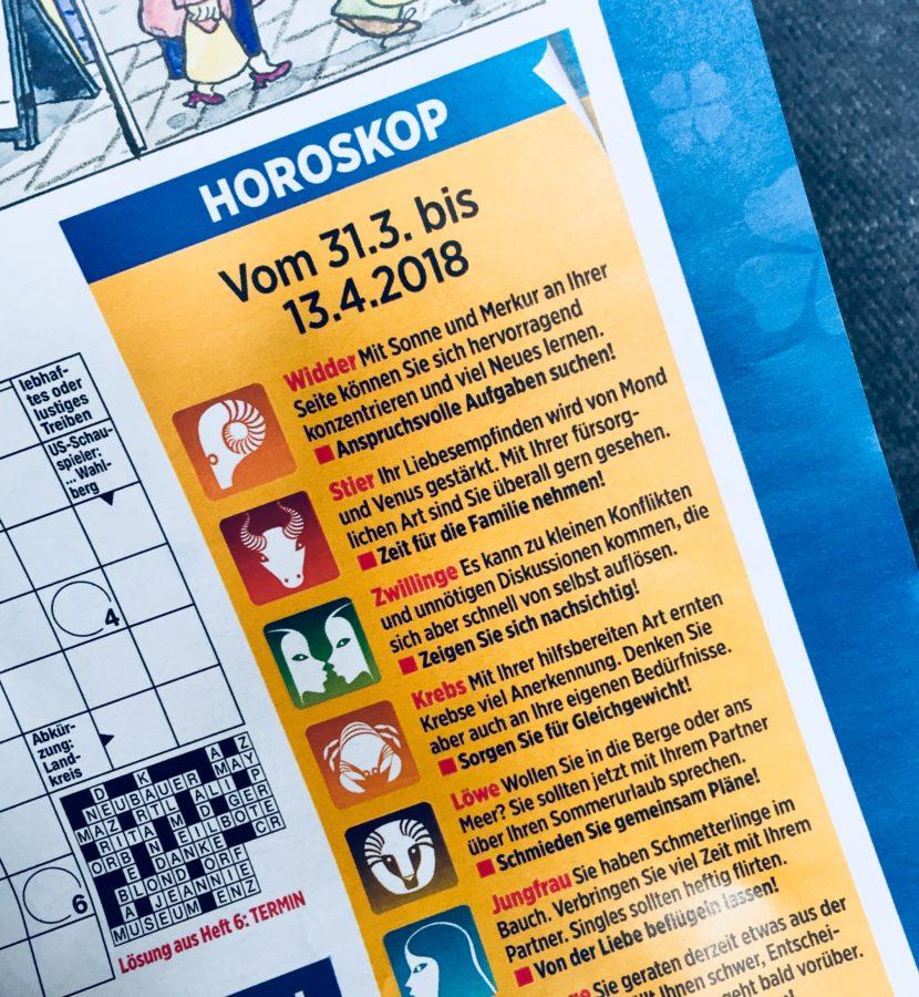 Horoskop Sterne Astrologie
