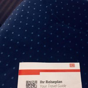 Bahn DB ICE Bahnfahrt Reisen Zug
