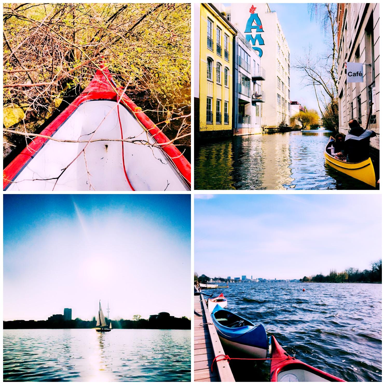 Kanu Hamburg