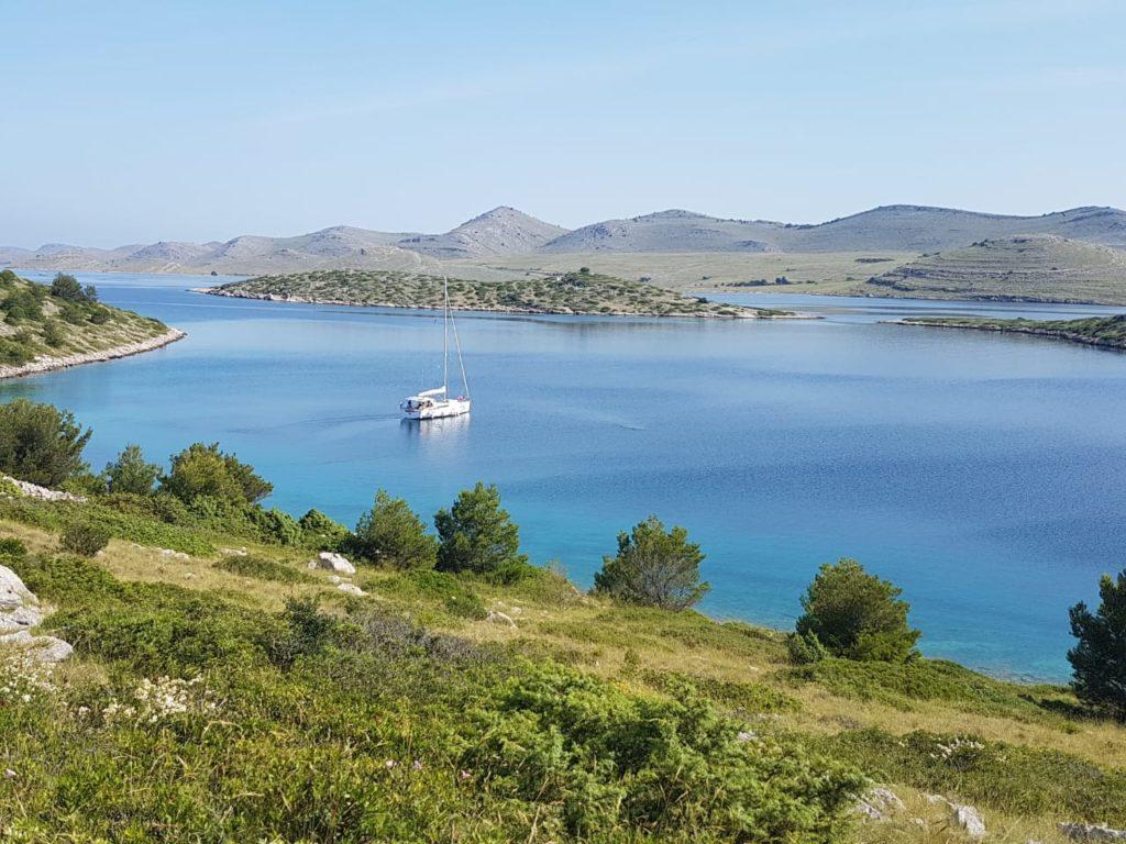 Segeln Segeltörn Kroatien