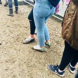Festival Musik Open Air Dreckige Schuhe