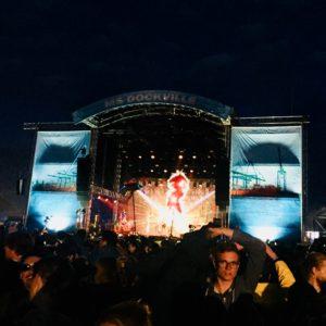 Festival Musik Open Air Bühne