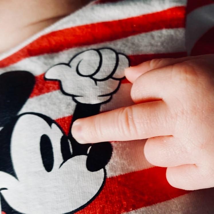 Baby Neugeboren Geburt Wunder Kinder Mittelfinger Babyhand