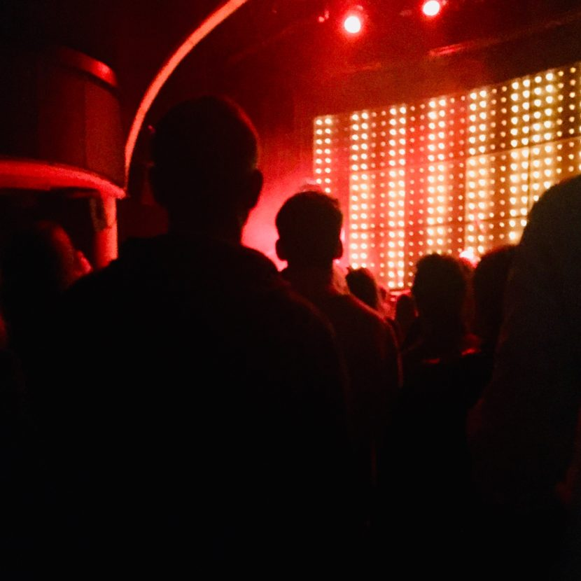 Konzert Musik Männer Konzertgänger Konzertbesucher Publikum