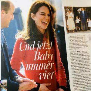 Schlagzeilen Gala Bild reißerische Schlagzeilen Headline Titel Royalbaby Kate