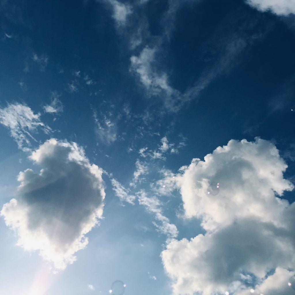 Himmel Tod Sterben Weiterleben Zuversicht Gelassenheit Leben