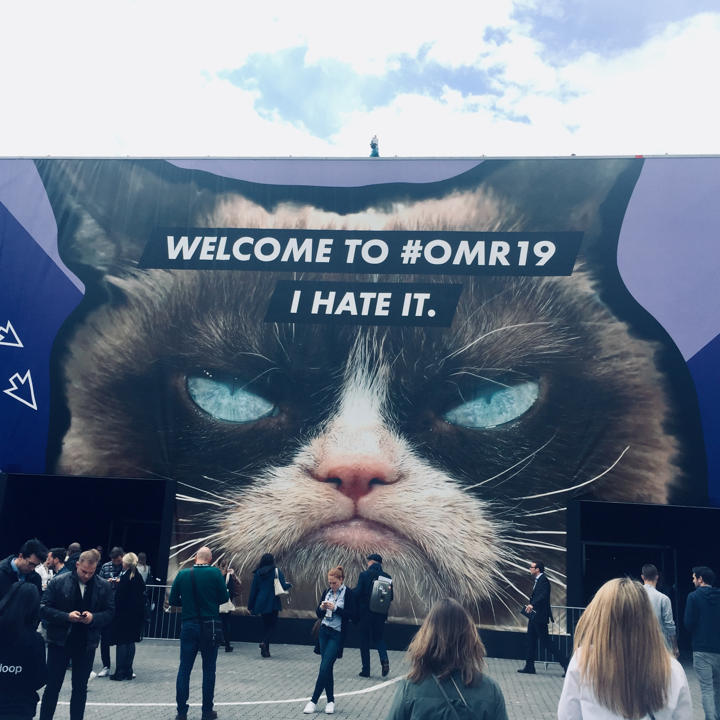 OMR 2019 Hamburg Online Marketing Rockstars