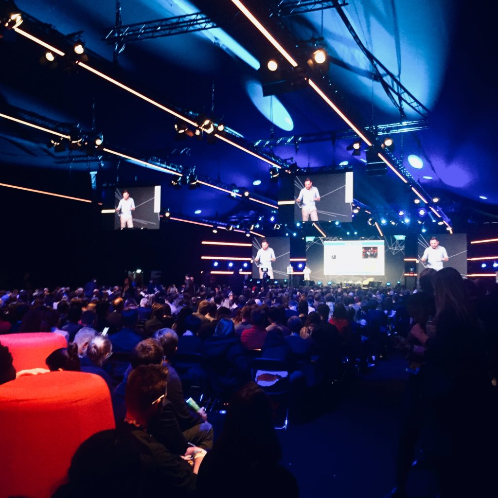 OMR 2019 Hamburg Online Marketing Rockstars Vortrag Keynote Speach