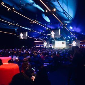 OMR 2019 Hamburg Online Marketing Rockstars Vortrag Keynote Speach