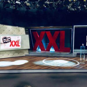 Fernsehen NDR extra3 Irrsinn der Woche Fernsehstudio