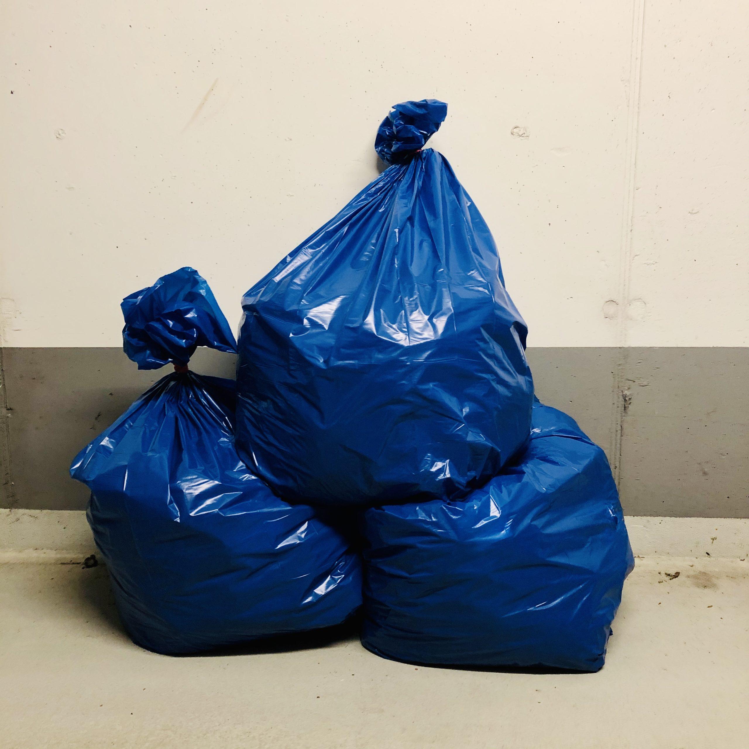 Ausmisten aufräumen wegwerfen entsorgen