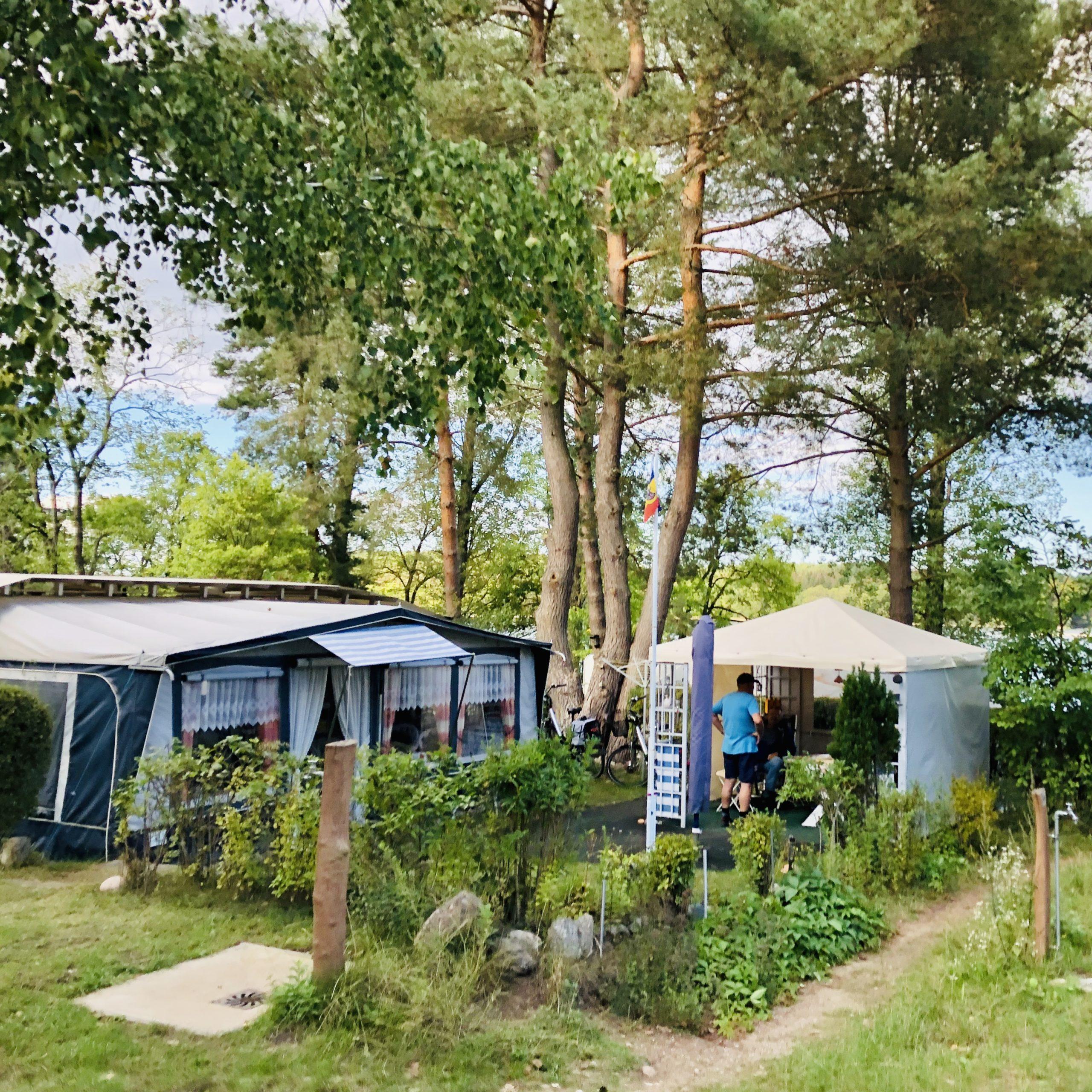 Camping Campingurlaub Campingplatz Vanlife