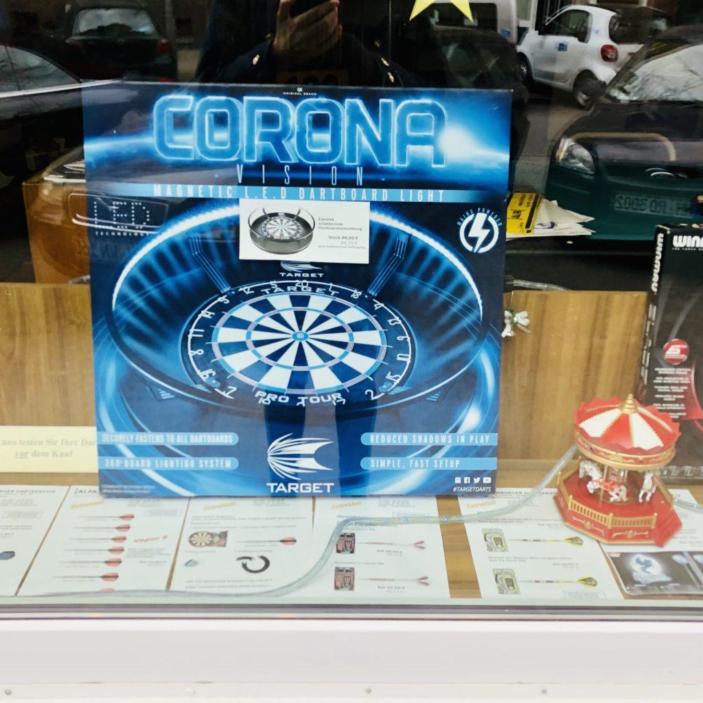 Corona verpiss dich witzig Schellenaffe Corona