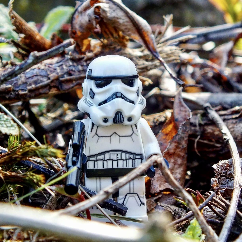 Lego Star Wars Erwachsen werden Kinder Legostein